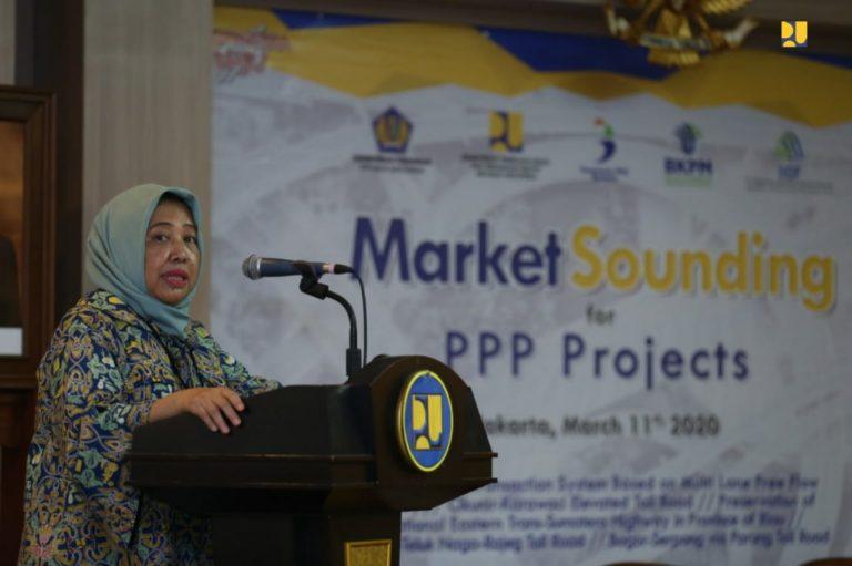 Pemerintah Tawarkan Investasi 5 Proyek Pengembangan Jalan Senilai Rp 57,18 Triliun