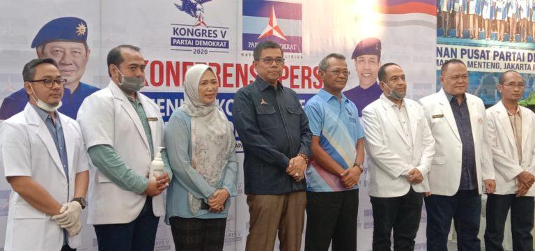 Sekjen Demokrat Pastikan Kongres Tentukan Pengganti SBY