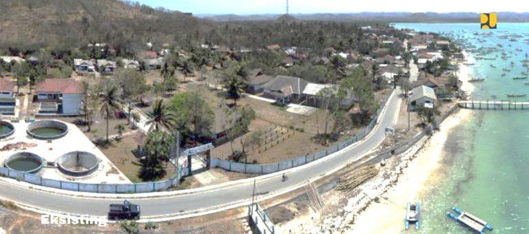 Dukung Persiapan Penyelenggaraan MotoGP, Pemerintah Bangun Jalan Akses ke Mandalika 17,4 KM