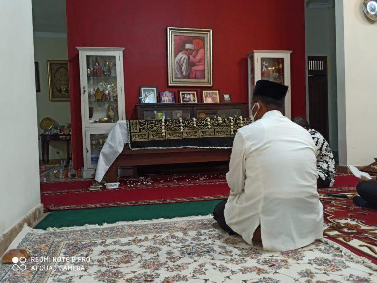 Melayat ke Rumah Duka, Ini Pesan Ibunda Jokowi yang Selalu Diingat Amran Sulaiman