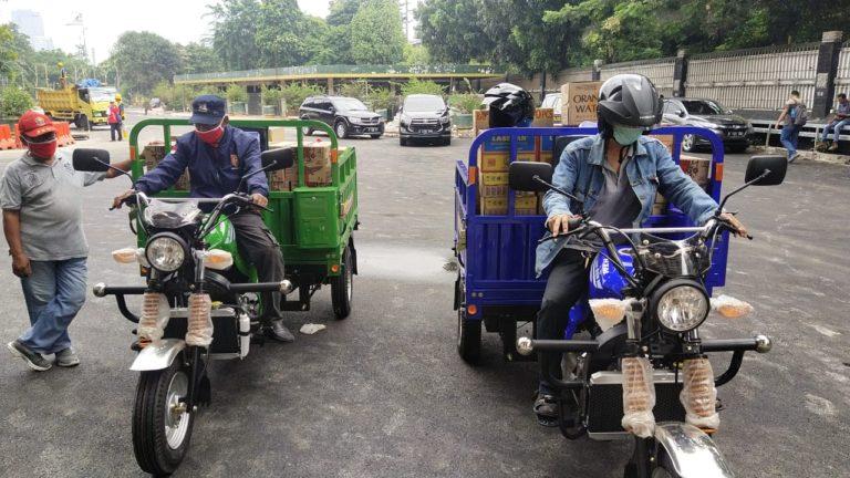 LDD Keuskupan Agung Jakarta Galang Dana untuk Warga Kurang Mampu dan Disabilitas