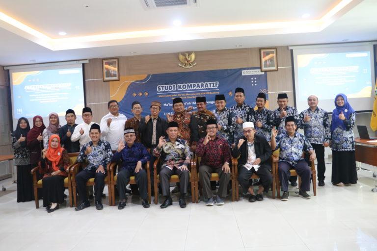 UIN SGD Bandung Siap Cetak Mahasiswa Unggul dan Kompetitif