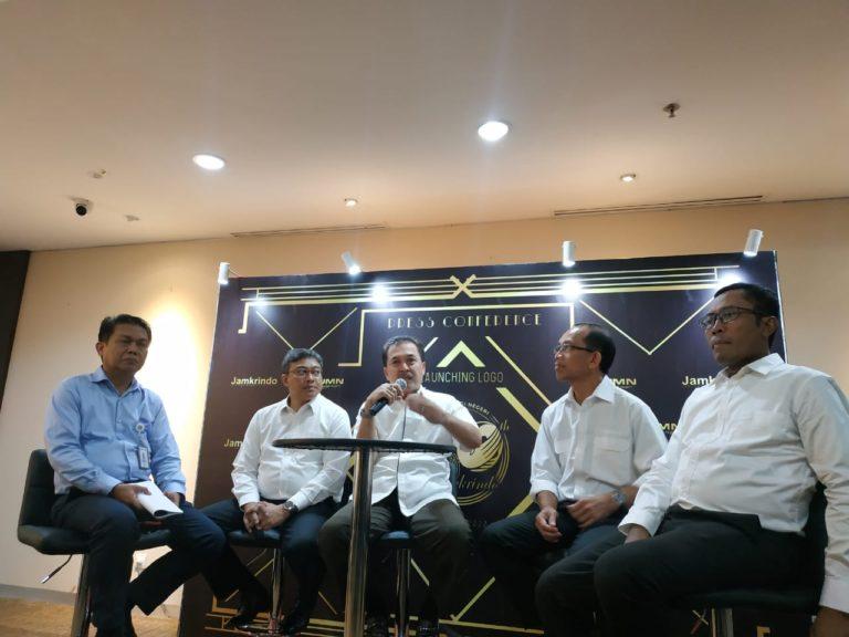 PT Jamkrindo (Persero) Resmi Luncurkan Logo HUT ke-50