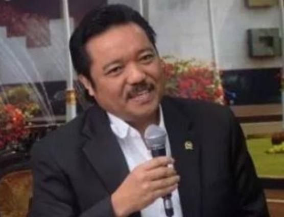 Mundur Pencalonan, Andi Rachman Dukung Syamsuar Besarkan Golkar di Riau