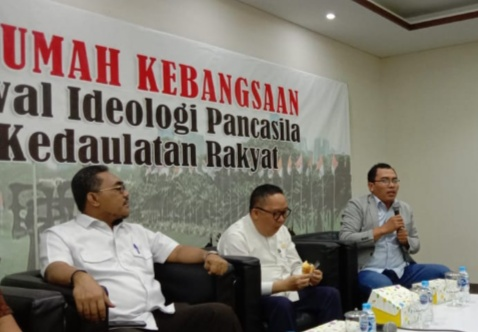 Penyebaran Virus Corona, MPR Ingatkan Pemerintah Antisipasi Gangguan Perekonomian