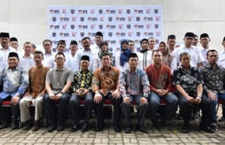 Lantik 33 Pegawai PPK, KPU Depok: Upaya Menyukseskan Pelaksanaan Pilkada 2020