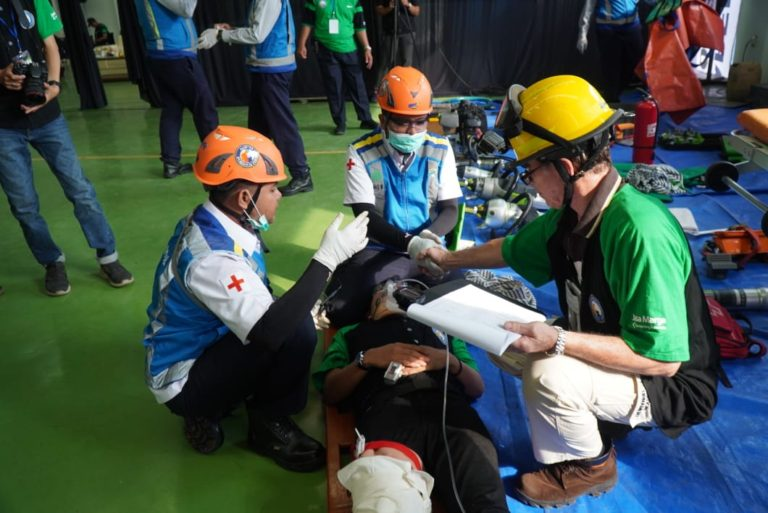 Undang Juri Internasional, Roadster Rescue Competition 2020 Resmi Digelar