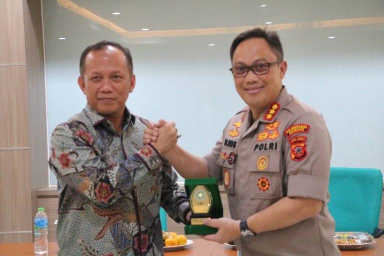 Jaga Keutuhan NKRI, UIN SGD Sinergi Bersama Kapolrestabes Bandung