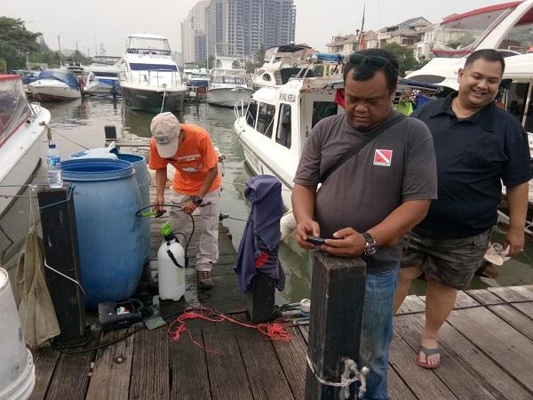 Transportasi Kapal Cepat Jakarta-Kepulauan Seribu Dihentikan Sementara