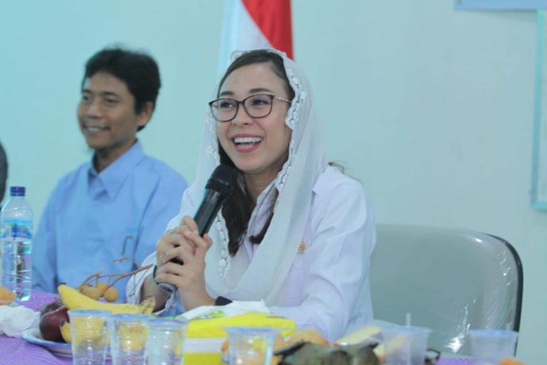 Anggota DPR Martina Sosialisasi 4 Pilar di Karawaci