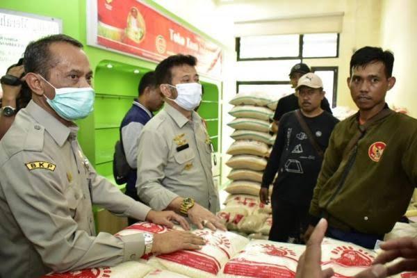 Selama Pandemi Corona, Kementan Pastikan Distribusi Pangan Lancar