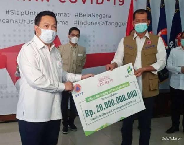 Gandeng Distributor Pelumas, Pertamina Lubricants Bantu APD untuk Tenaga Medis Penanganan COVID-19