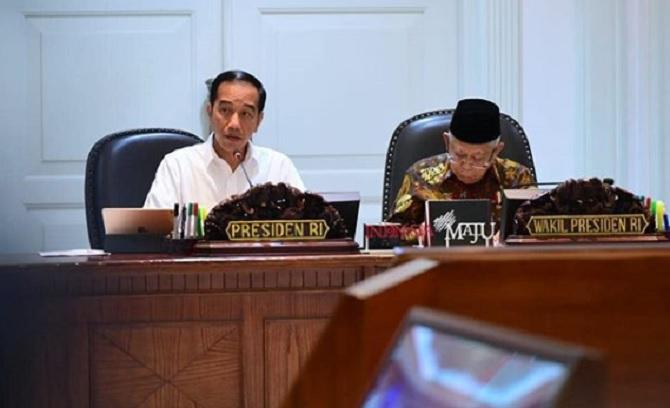Survei Litbang Kompas: 52,5 Persen Tak Puas dengan Kinerja Jokowi-Ma'ruf