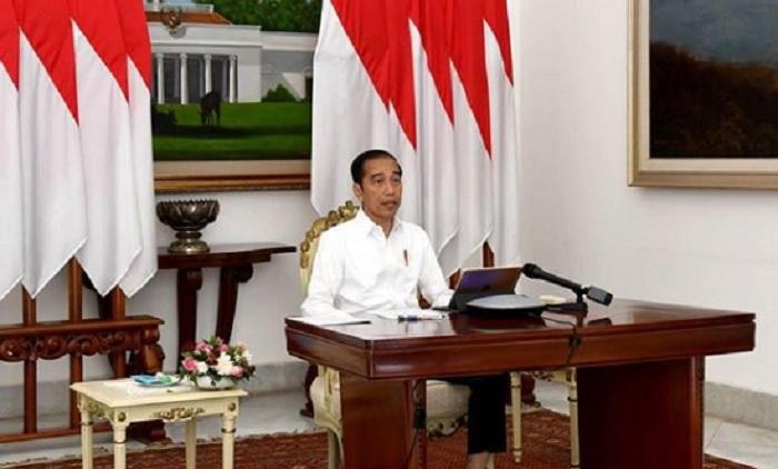 Jokowi: Pandemi Covid-19 Ajari Anak Manfaatkan Teknologi untuk Belajar