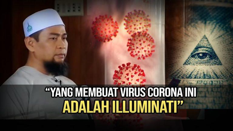 Kontroversi Ceramah Ustadz Zulkifli sebut Virus Corona Senjata Illuminati