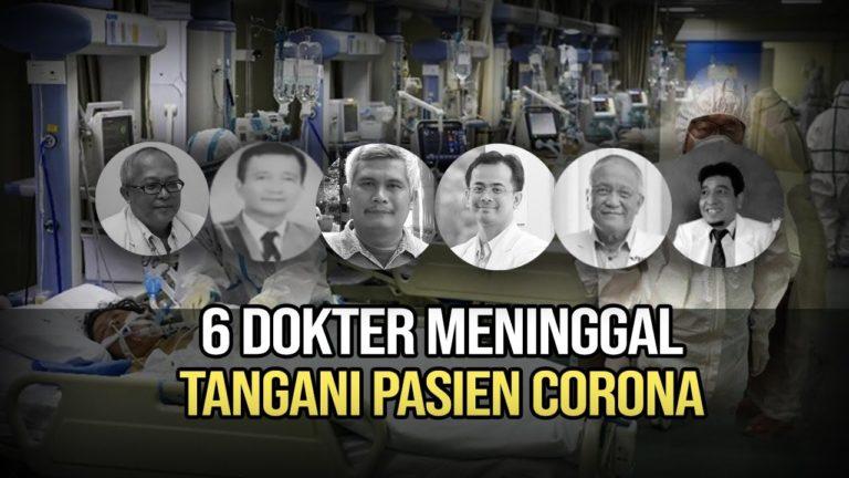 Dokter yang Meninggal Saat Berjuang Menangani Pasien Corona