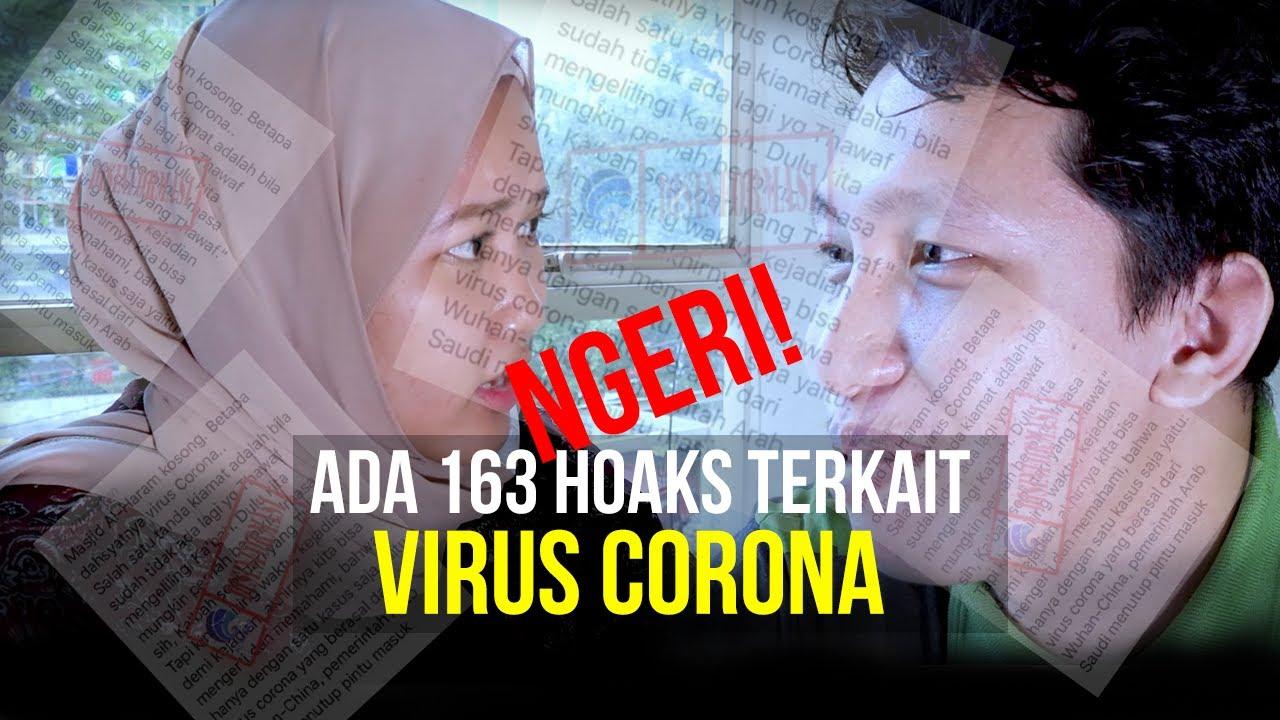 Isu Hoaks Virus Corona | MONITOR