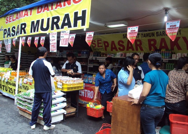 Operasi Pasar Murah di Jakarta Ditunda, Ini Alasannya