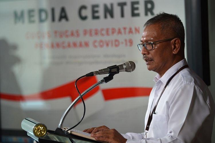 Jangan Abaikan Social Distancing, Yurianto Ingatkan Kelompok Muda Soal Penyebaran Corona