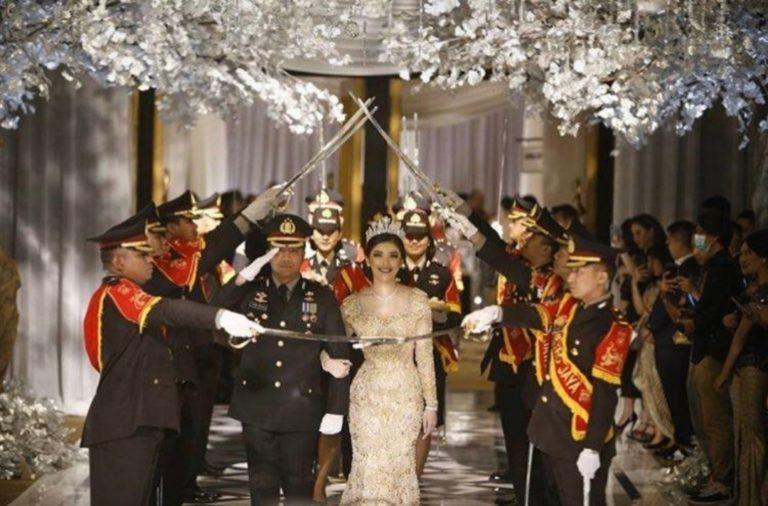 Gelar Pesta Pernikahan Saat Wabah Corona, Kapolsek Kembangan Dicopot