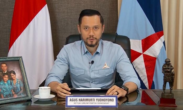 AHY Instruksikan Fraksi Demokrat Awasi Kerja Pemerintah Tangani Covid-19