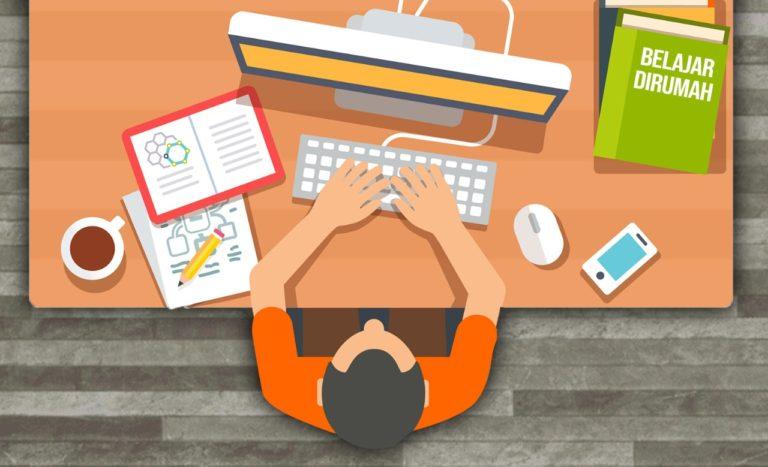 Kemendikbud Terbitkan Petunjuk Teknis Bantuan Kuota Data Internet Tahun 2020