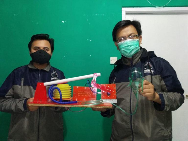 UIN Bandung Ciptakan Prototipe VeNu-1 untuk Penanganan Covid-19