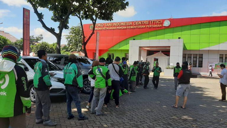 Pasar Mitra Tani Kementan Bantu Masyarakat Penuhi Kebutuhan Pangan