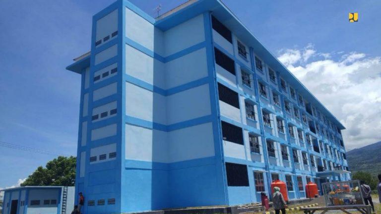 Rusunawa DKP Kabupaten Lombok Timur Dimanfaatkan jadi Tempat Isolasi Pasien COVID -19