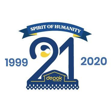 Ini Makna Logo Hari Jadi ke-21 Kota Depok