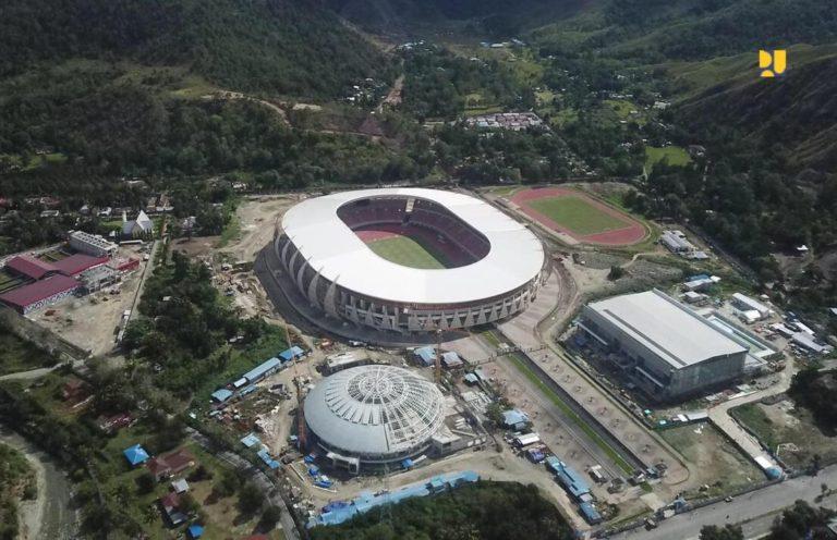 PON XX Papua Diundur 2021, Masa Pelaksanaan Pekerjaan Venues Diperpanjang