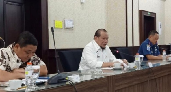Ketua DPD Minta Pelindo III Sikapi Warning Tiga Organisasi Dunia Soal Corona