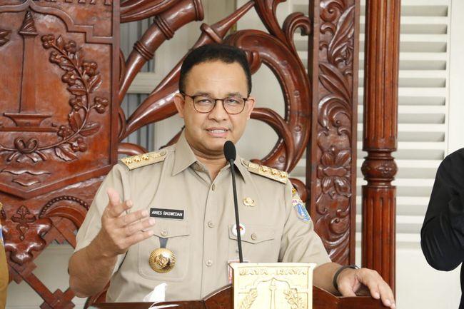 HUT Jakarta ke-493, Anies: Ibu Kota Akan Tetap Tangguh dan Lebih Solid