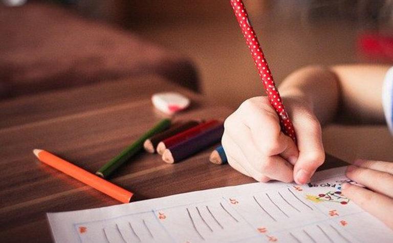 Cara Unik Usir Gangguan Saat Belajar di Rumah