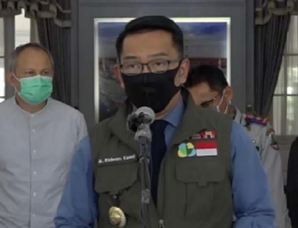 Ridwan Kamil Perpanjang Masa PSBB Bodebek Hingga 12 Mei