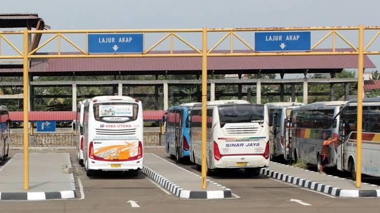 Imbas Larangan Mudik, Operasional Terminal Jatijajar Depok Distop Sementara