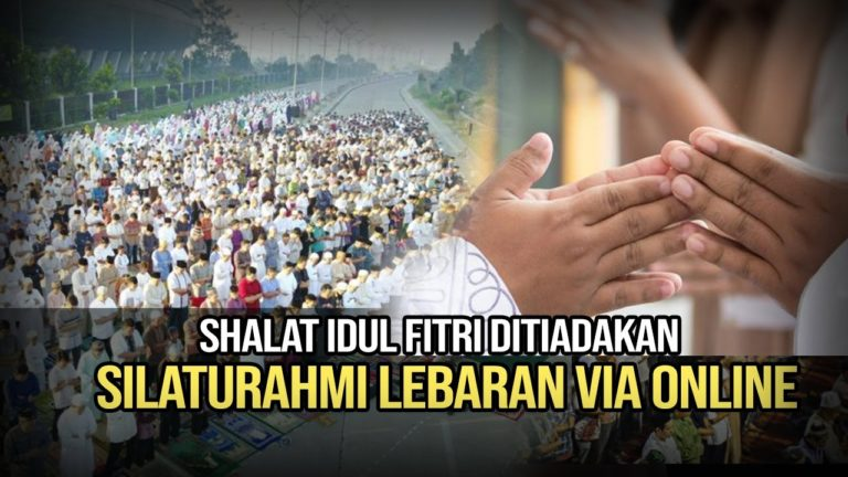 Edaran Kemenag Terkait Panduan  Ibadah Bulan Ramadhan Ditengah Wabah Corona