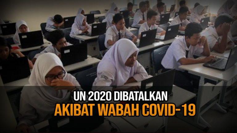 Ujian Nasional 2020 Ditiadakan, Bagaimana Syarat Lulus Siswa?