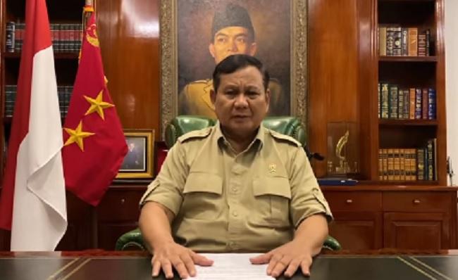 Prabowo Akan Dikukuhkan Lagi Jadi Ketum Gerindra Lewat KLB