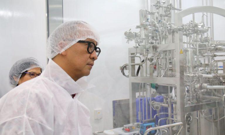 Pemerintah Racik Strategi Dongkrak PMI Manufaktur Indonesia