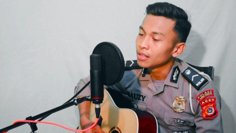 Lagu Religi Bripda Rauzy Iranda, Polisi Asal Aceh yang Dilirik Netizen