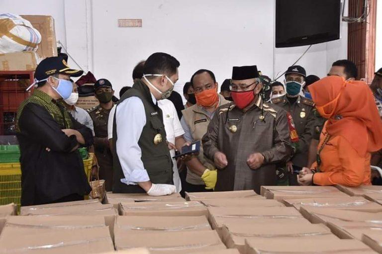 Pemkot Depok Segera Distribusikan Bansos Tahap II ke 30.000 KK