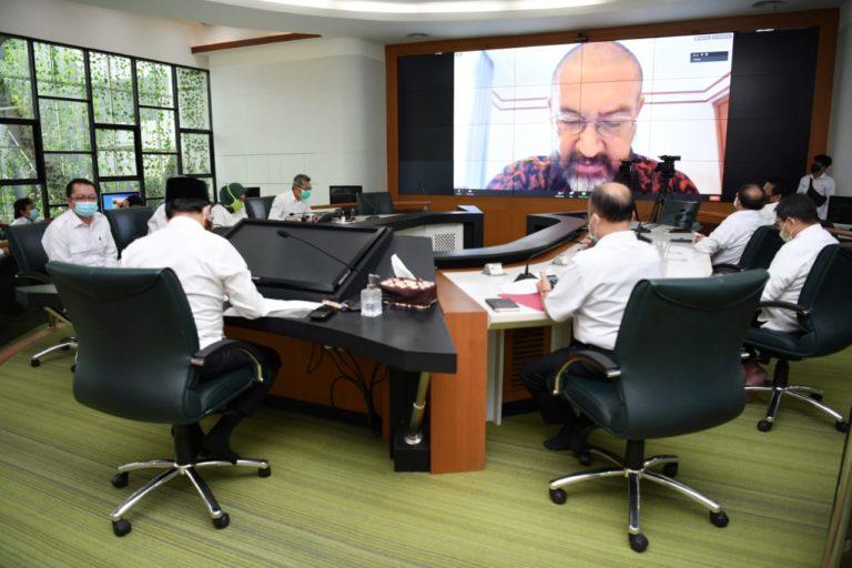 Kemendes PDTT dan IFAD Kerjasama TEKAD di 5 Provinsi