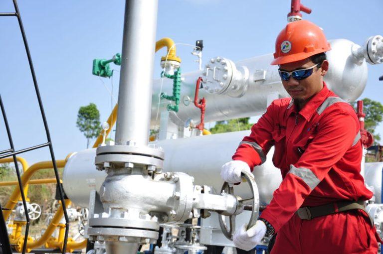 Dukung Industri Domestik, Pertamina Teken Penjualan Gas Bumi Sebesar 318 BBTUD