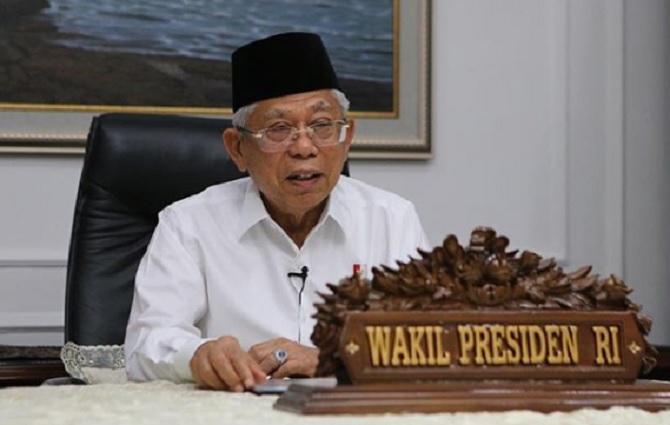 Ma'ruf Amin: Ramadan Momentum Tepat untuk Berzakat hingga Wakaf
