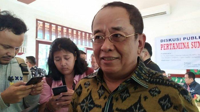 Kasus dengan Luhut, Said Didu Pastikan Penuhi Panggilan Polisi Tanggal 11 Mei