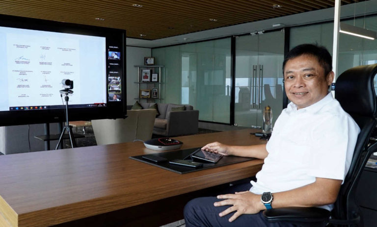 Perkuat Ekonomi, Telkom Dukung Program PaDi UMKM