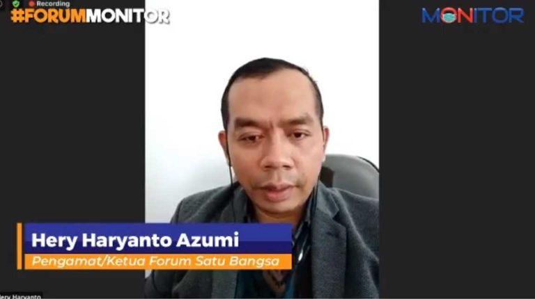 Forum Satu Bangsa serukan Politik Bebas-Aktif Indonesia dalam Konflik Laut China Selatan