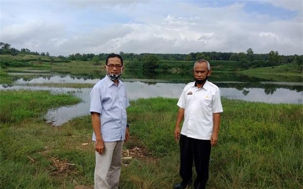 Kementan-BPTPH Lampung Siap Atasi Musim Kemarau