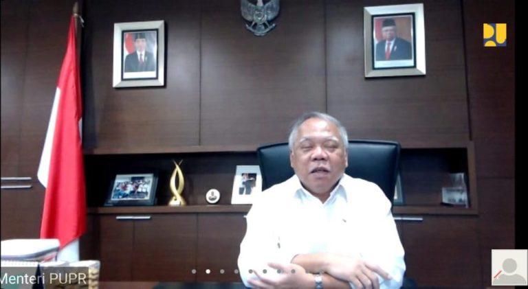 Menteri Basuki Targetkan Optimalisasi Produksi 165.000 Hektare Lahan di Kalimantan Tengah